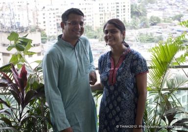 Craftsvilla Founders: Manoj and Monica